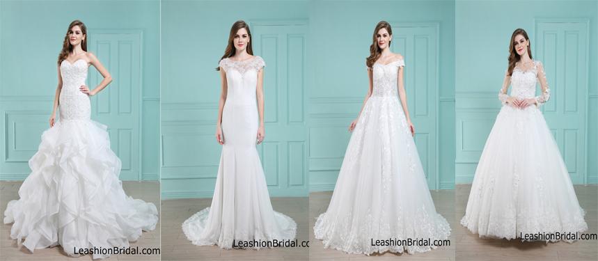 Leashion Bridal Wedding dress production in guangzhou, China
