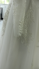 LW4205 New Style Tulle Lace Applique